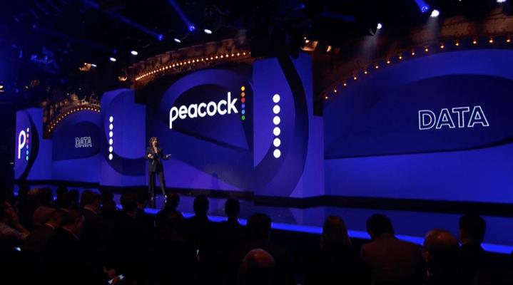 Peacock data