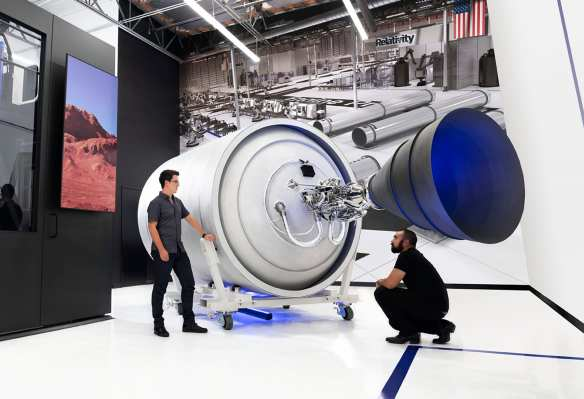Relativity Space could change the economics of private space launches - TechCrunch