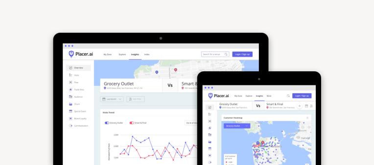 Placer.ai, a location data analytics startup, raises $12 million Series A