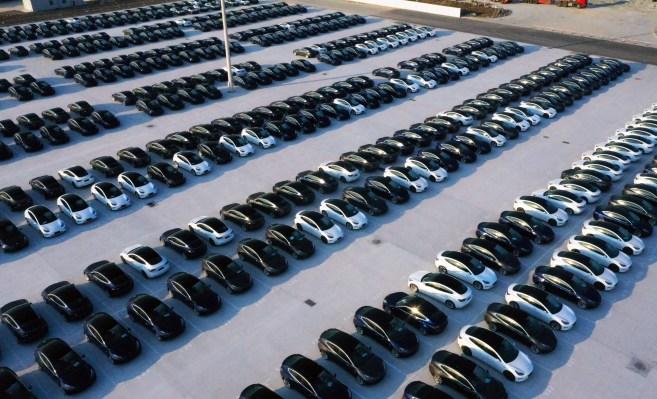 Tesla gets OK to produce long-range Model 3 at China factory