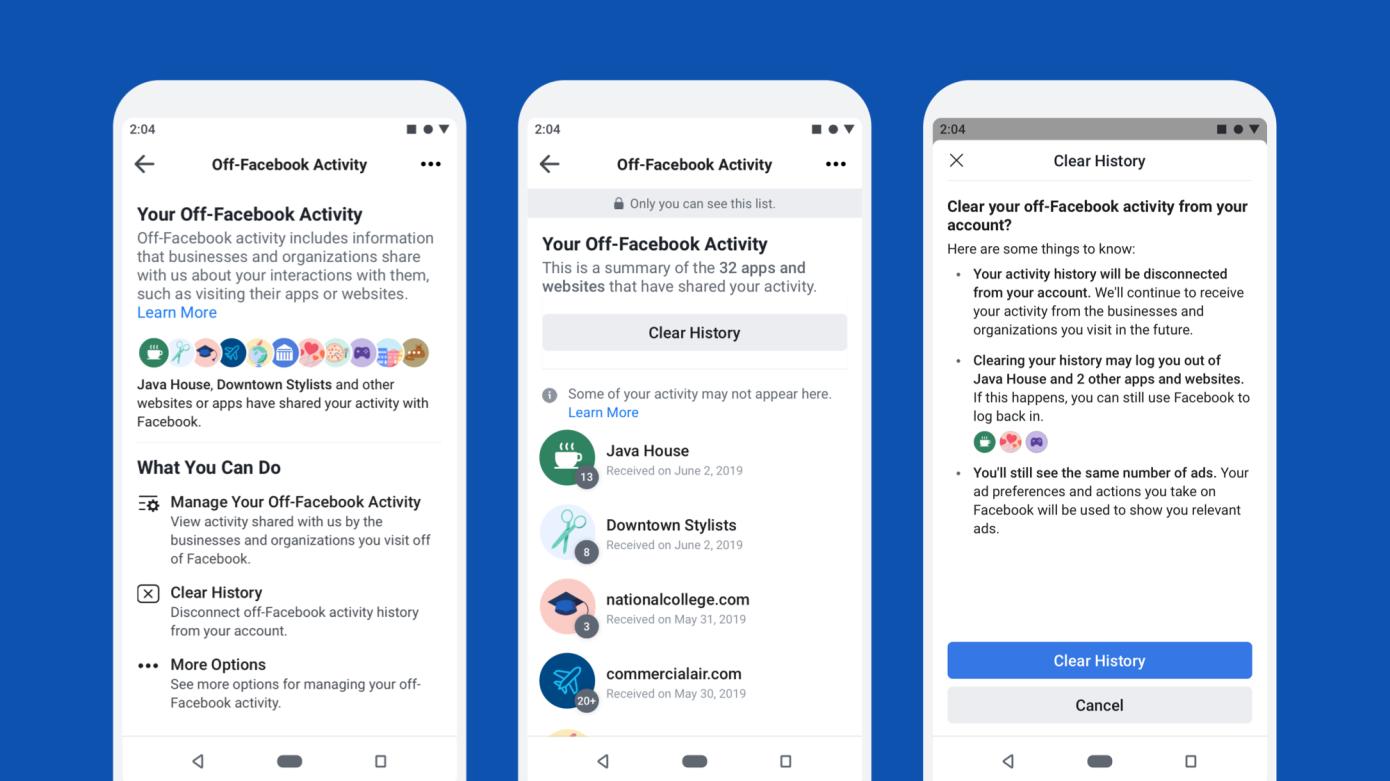 """Résultat de recherche d'images pour """"off activity facebook"""""""""""