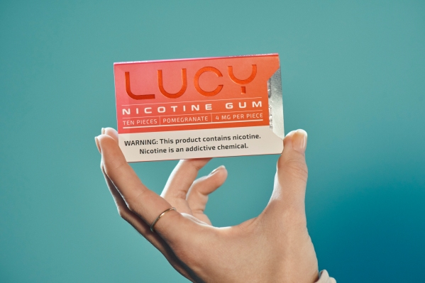 With cinnamon, fruit and mint-flavored nicotine gum, is LA's Lucy Goods the next Juul? - TechCrunch