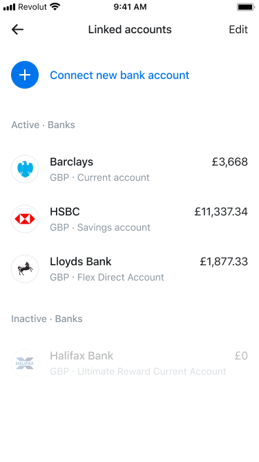 Revolut Uses Open Banking To Let You