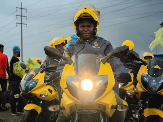 After VCs spend millions Nigeria restricts ride-hail motorbike taxis - TechCrunch