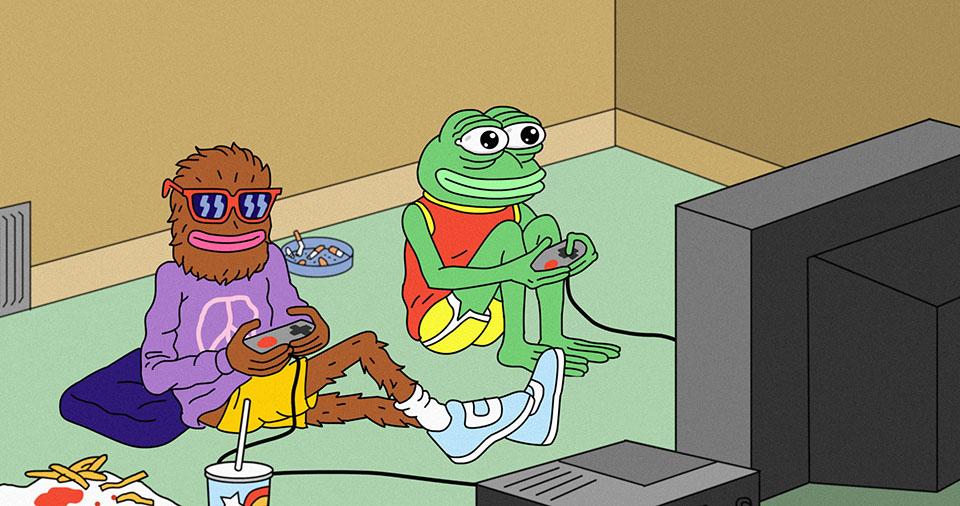 Feels Good Man traza un camino de redención para Pepe - TechCrunch 2