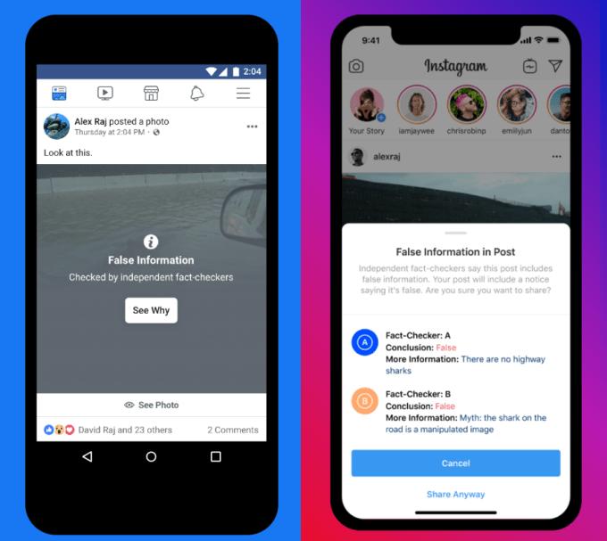Facebook pagará a Reuters para verificar Deepfakes y más - TechCrunch 3