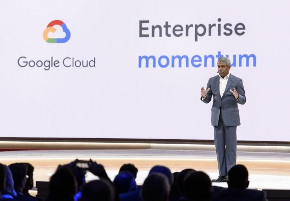 Thomas Kurian on his first year as Google Cloud CEO thumbnail