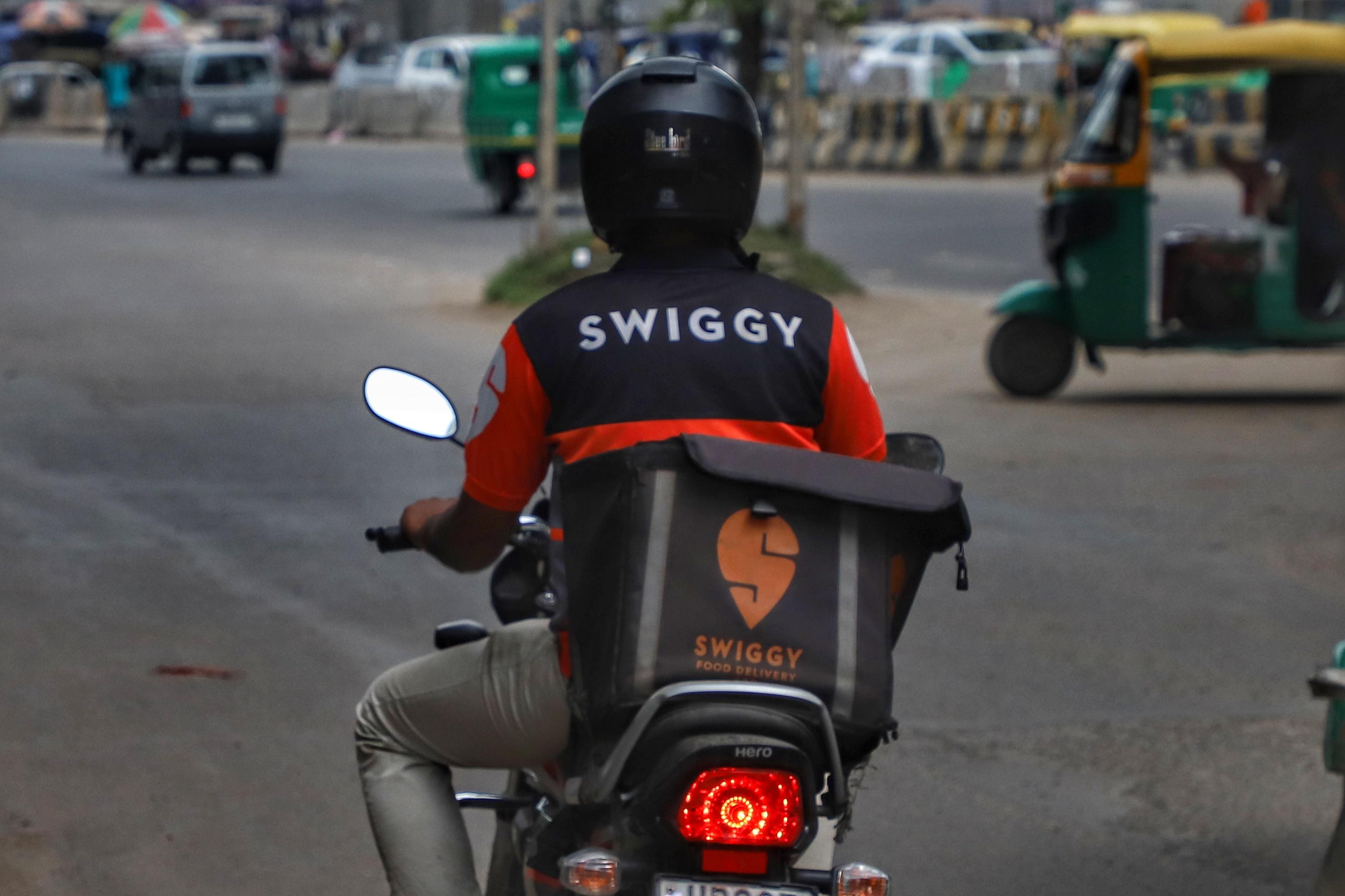 India's Swiggy raises $113M led by Prosus | TechCrunch