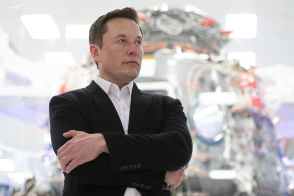 SpaceX and Tesla are 'working on' ventilators, Elon Musk says