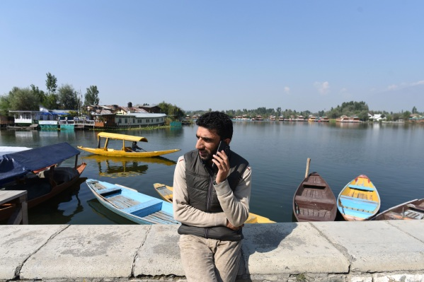 Indian police open case against hundreds in Kashmir for using VPN - techcrunch