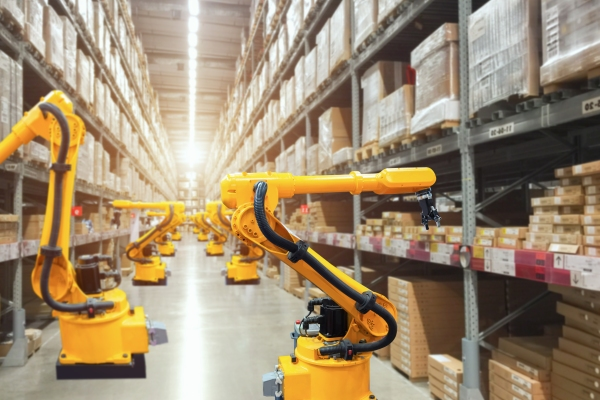 Where top VCs are investing in manufacturing and warehouse robotics - TechCrunch