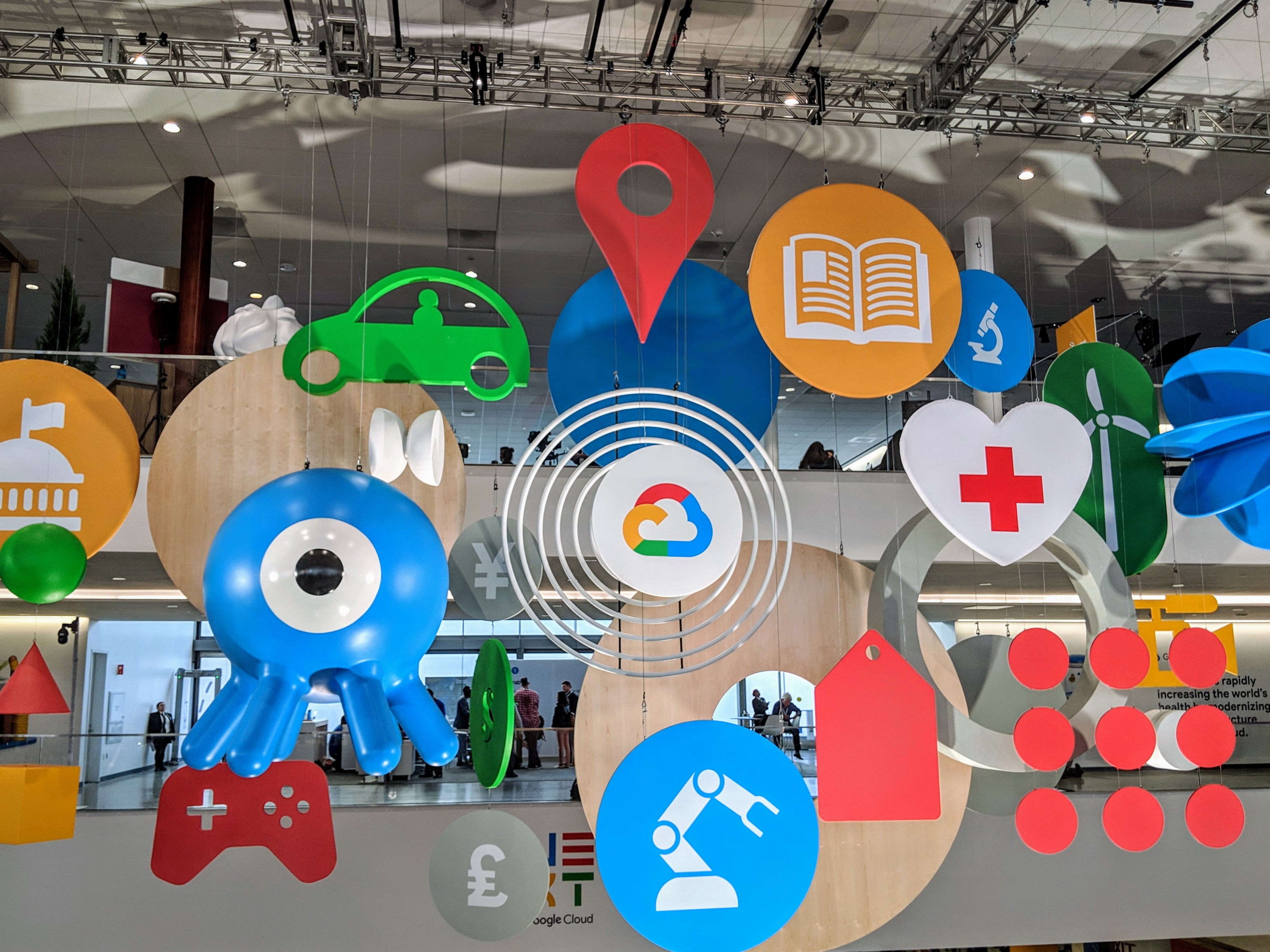 Thomas Kurian On His First Year As Google Cloud CEO