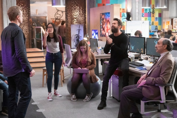 Original Content podcast: 'Mythic Quest' is a likable comedy with a single standout episode - TechCrunch