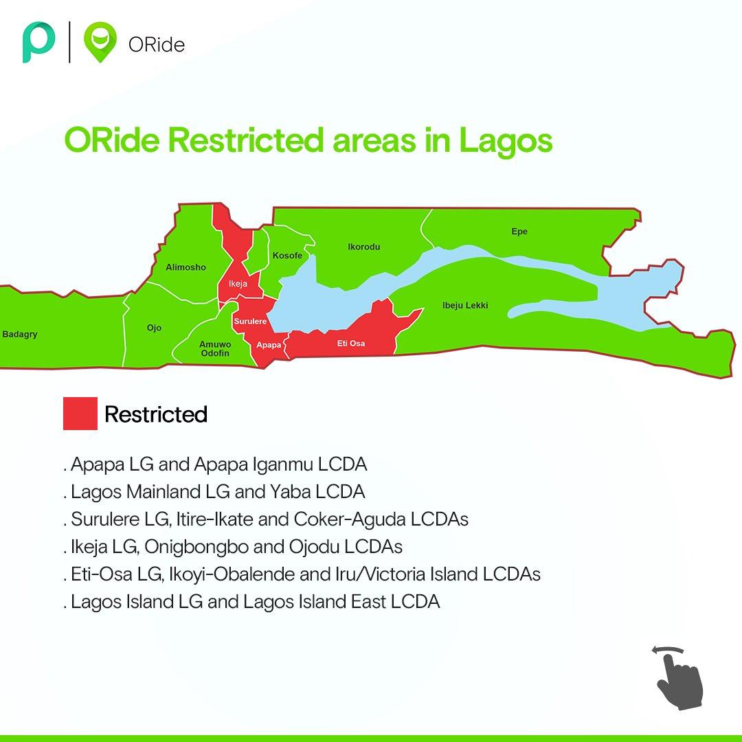 Después de que los capitalistas de riesgo gastan millones, Nigeria restringe los taxis en motocicletas 3