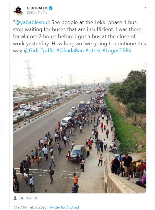 Después de que los capitalistas de riesgo gastan millones, Nigeria restringe los taxis en motocicletas 4