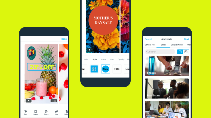 Vimeo's new app helps small businesses create professional social videos thumbnail