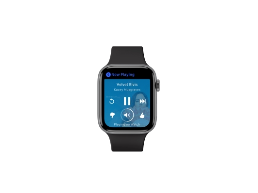 Pandora's new Apple Watch app lets you leave your iPhone behind - TechCrunch