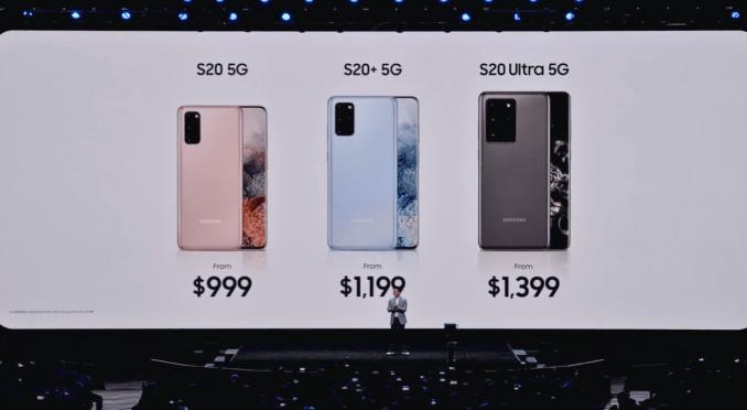Aquí está todo lo que Samsung acaba de anunciar en Unpacked 2020 - TechCrunch 3