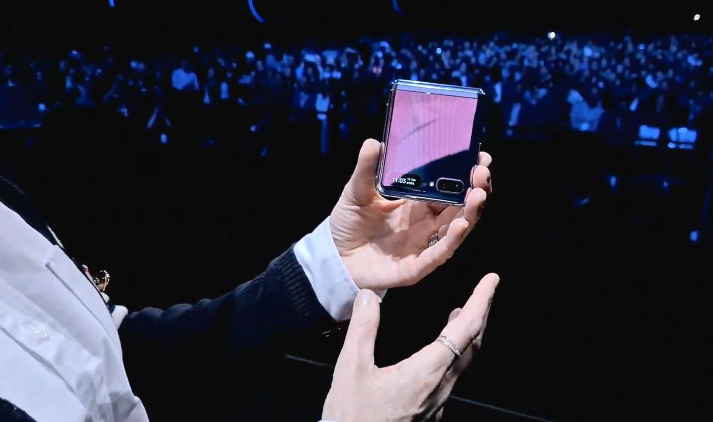 Samsung da otra oportunidad a los plegables con el Galaxy Z Flip - TechCrunch 3