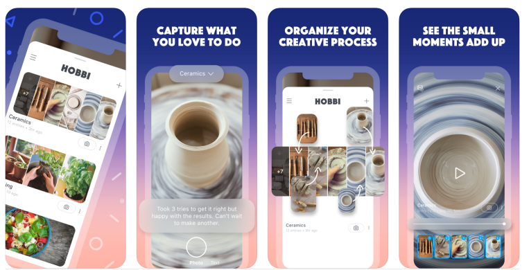 Facebook's latest experiment is Hobbi, an app to document your personal projects thumbnail