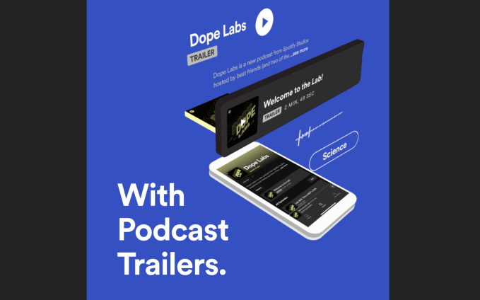 Spotify mimics Apple's design with new podcast show page updates