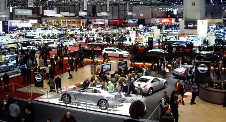 Geneva Motor Show canceled over coronavirus fears