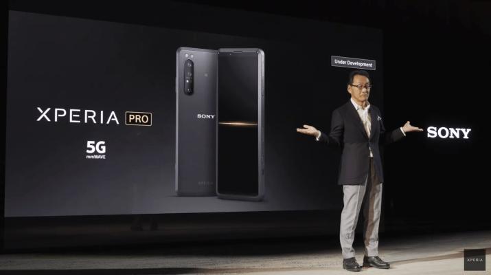 Daily Crunch: Sony unveils its first 5G smartphone - TechCrunch