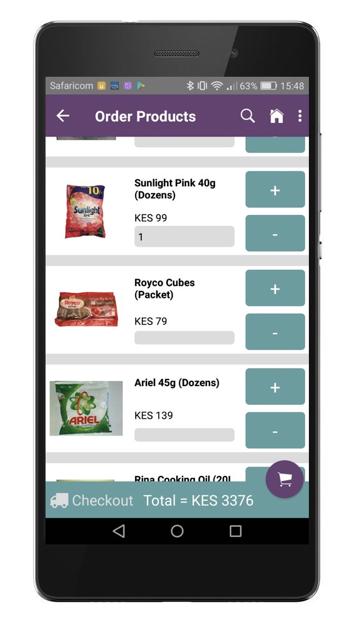 Sokowatch App