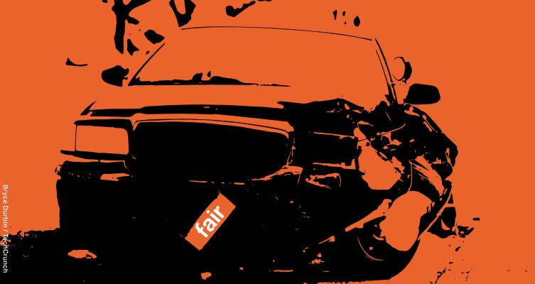 Shrunken unicorn Fair cancels car leasing to Uber drivers thumbnail