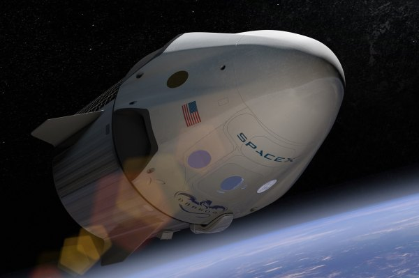 SpaceX's first astronaut mission could take off in May - TechCrunch