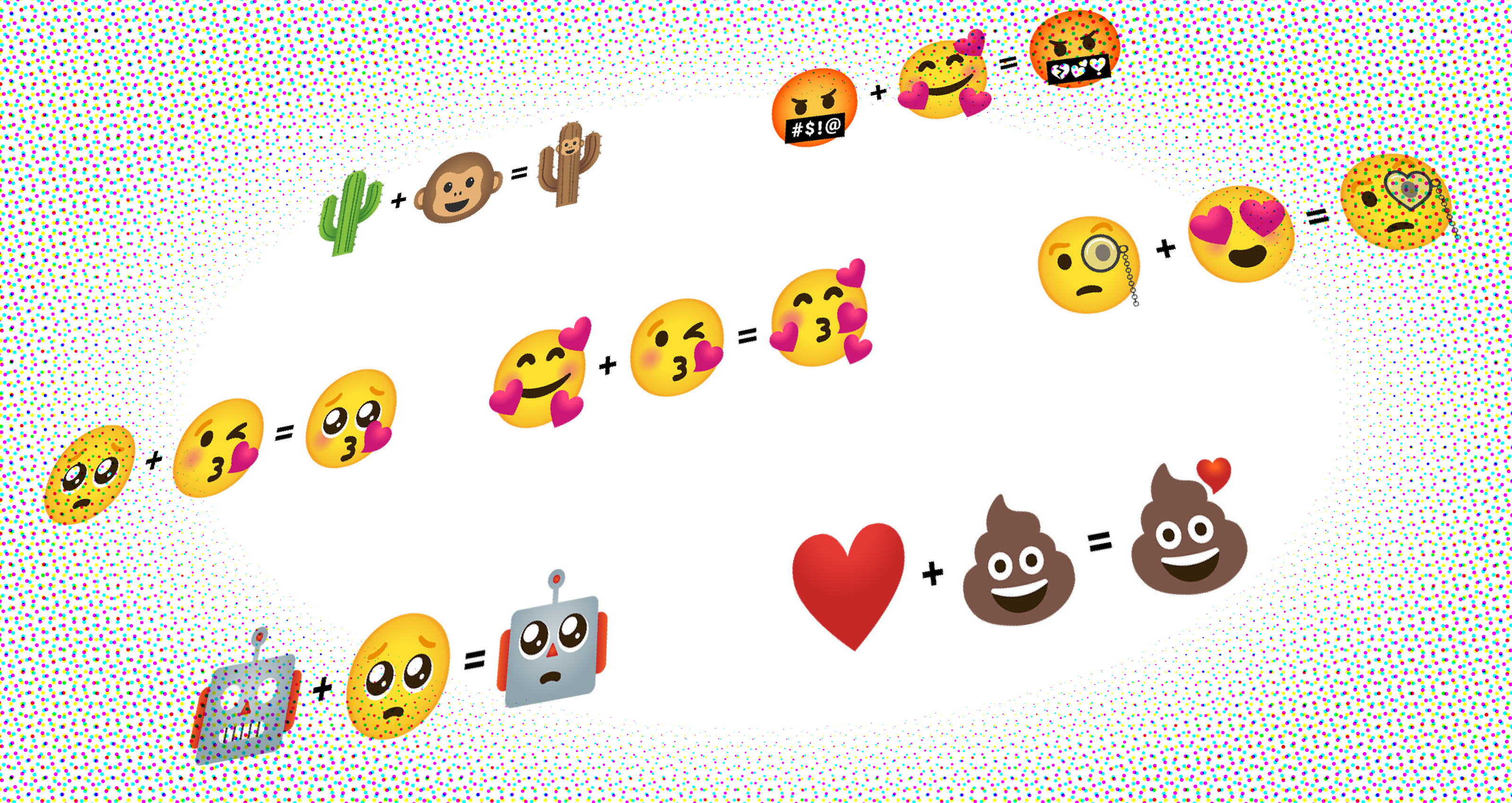 Google S Gboard Introduces Emoji Kitchen A Tool To Mash Up Emojis To Use As Stickers Techcrunch