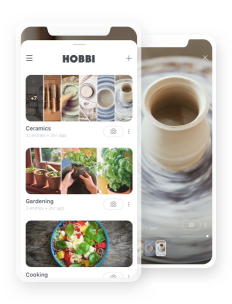 Facebook's latest experiment is Hobbi, an app to document your personal projects 1