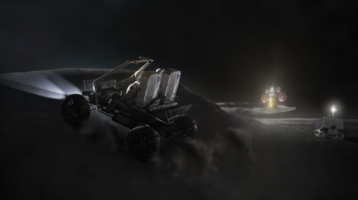 NASA seeks Moon rover concepts from industry thumbnail