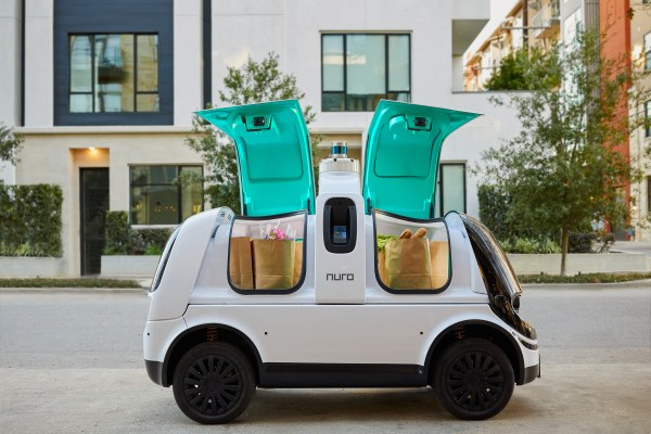 Autonomous delivery startup Nuro hits $5 billion valuation on fresh funding of $500 million