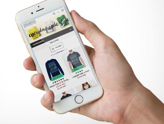 Moteefe, the e-commerce platform for on-demand merchandise, raises $5M Series A thumbnail