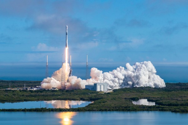 Max Q: Spacex gets ready for first human flight - TechCrunch