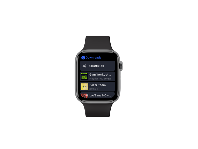 Pandora's new Apple Watch app lets you leave your iPhone behind – TechCrunch