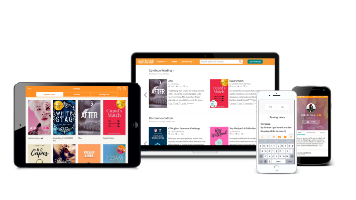 Storytelling community Wattpad embraces adult content with new personalization tools - techcrunch