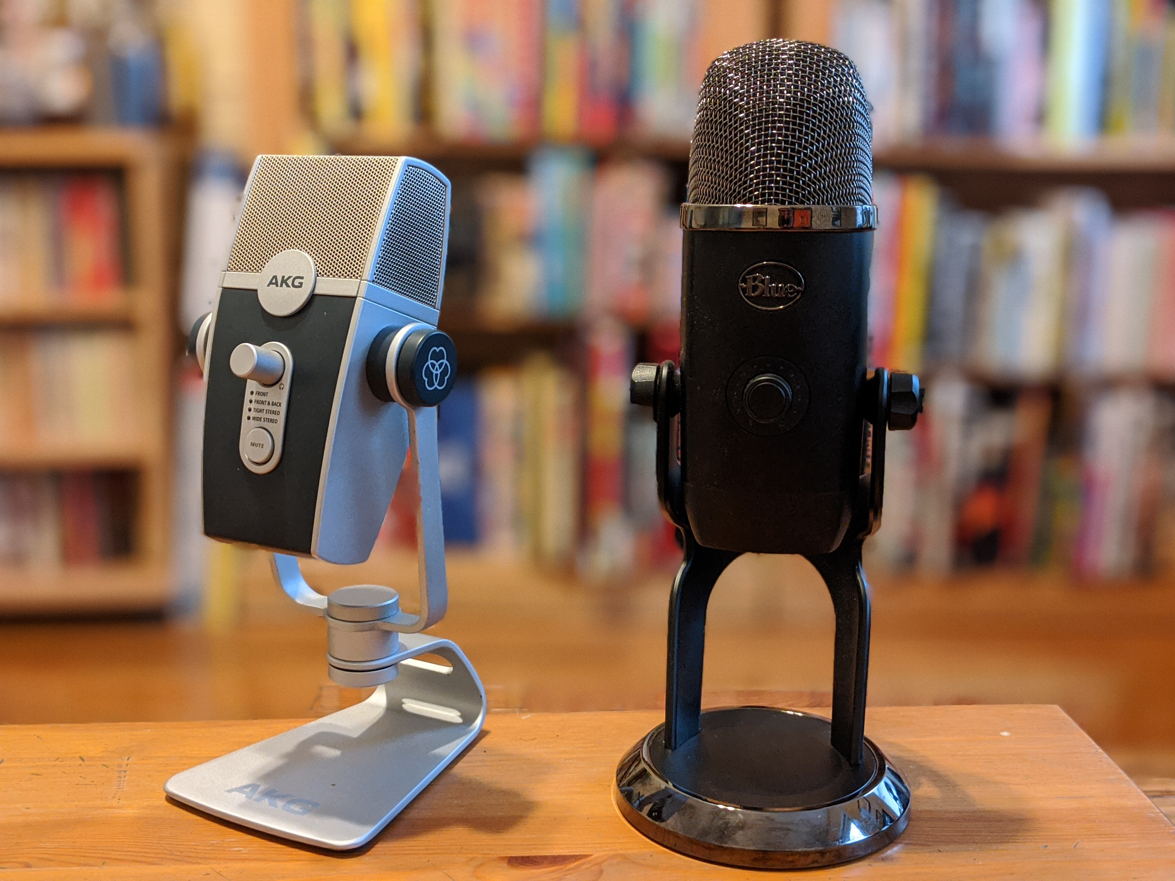 How I (remotely) podcast