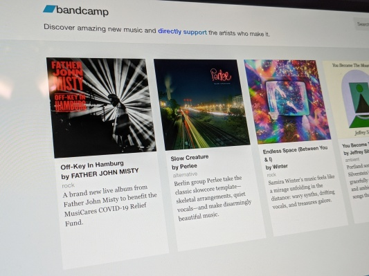 Musicians pulled in $4.3M after Bandcamp waived revenue shares for 24 hours