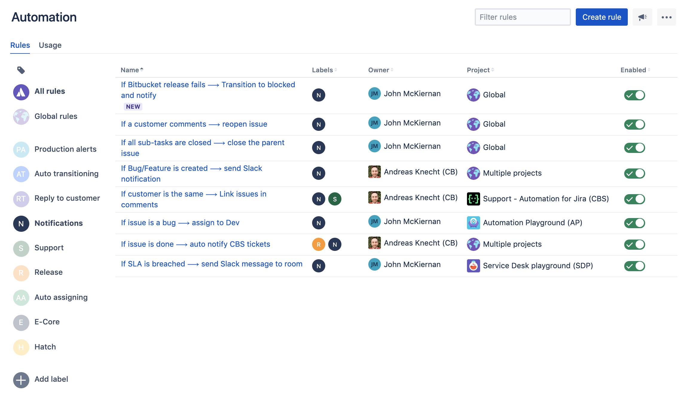 Atlassian Brings New Automation Tools To Jira Cloud Internet