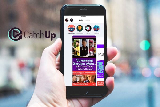 CatchUp app
