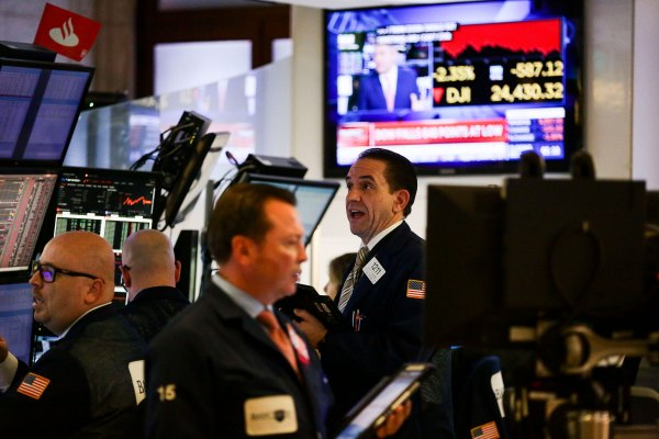 Daily Crunch: Stocks plummet after travel ban