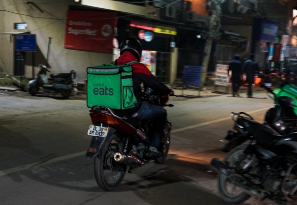 Uber sold its food delivery business in India to Zomato for $206M thumbnail
