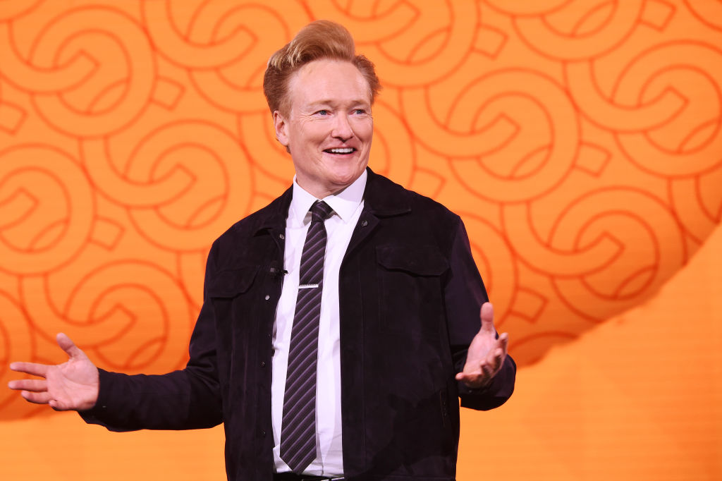 Conan O'Brien will film talk show via iPhone amid coronavirus outbreak