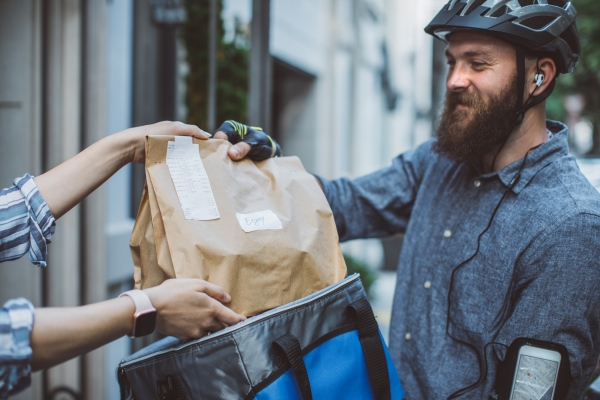 The hidden cost of food delivery