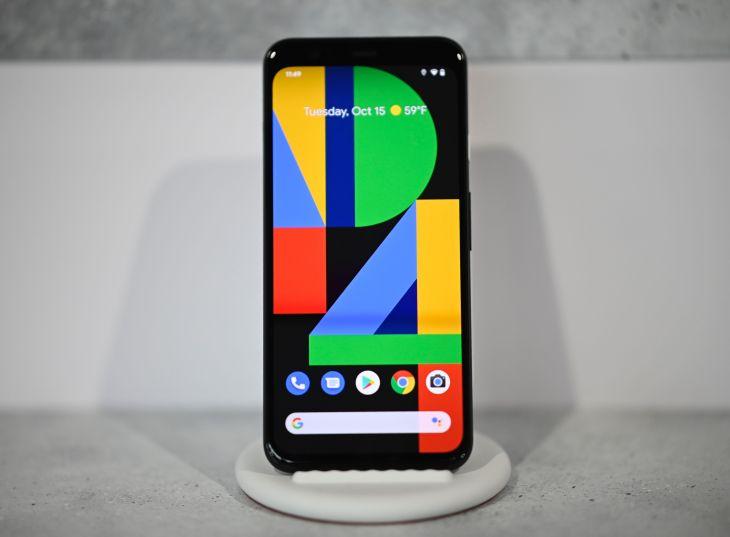 Teléfono Google Pixel 4