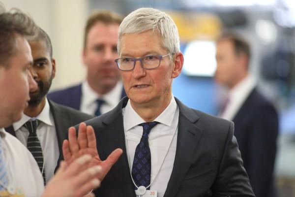 Apple's dangerous path – TechCrunch