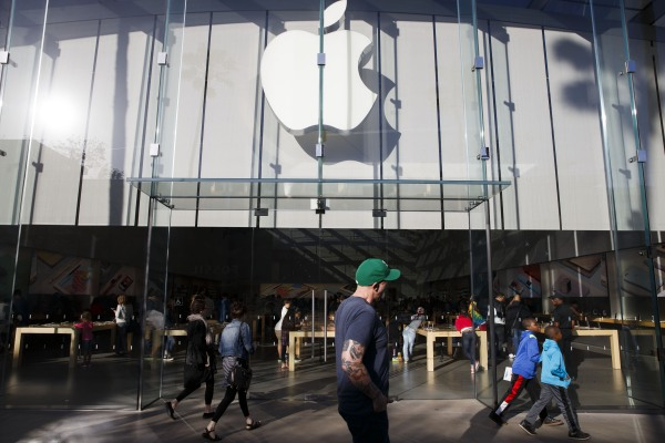 An Apple Store employee on leave has tested positive for COVID-19 in Santa Monica