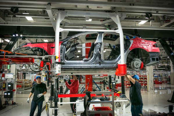 Tesla announces 5 for 1 share split, rallies 8% - techcrunch